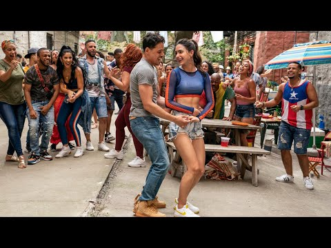 EN UN BARRIO DE NUEVA YORK - La película musical retrasa su estreno hasta el verano de 2021