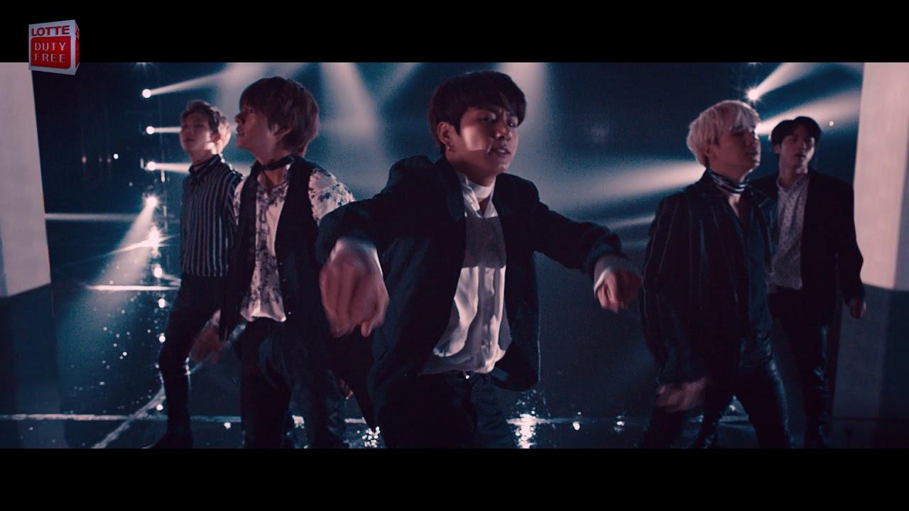 "[KOR] LOTTE DUTY FREE x BTS(방탄소년단) M/V ""You're so Beautiful"" Bonus Ver"