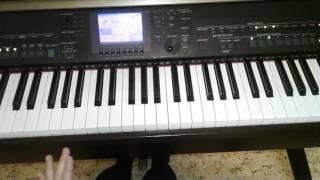 """Как играть на пианино """"Собачий вальс""""))"""