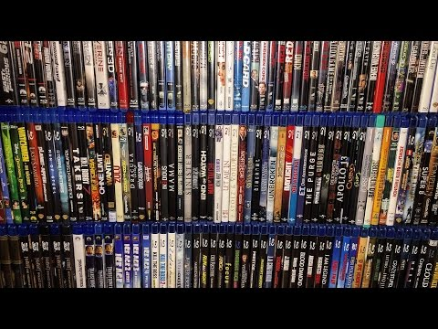 BLU-RAY COLLECTION (February 2016) German
