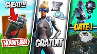 The NEW ITEM is CHEAT, PACK PS4 - Other on FORTNITE! (Fortnite News)