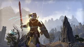 ESO PvP Healer for Homestead Update 13 - The Guardian