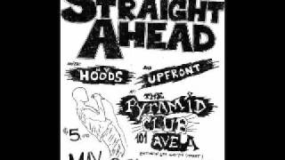 Straight Ahead Breakaway 12 inch NYHC Hardcore