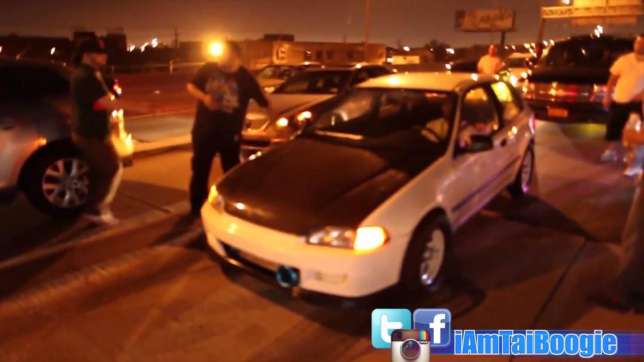 K24 Eg Hatch Vs K20 Ek Coupe Youtube