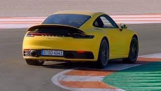 2019 Porsche 911 Carrera 4S | Racing Yellow | Track Driving