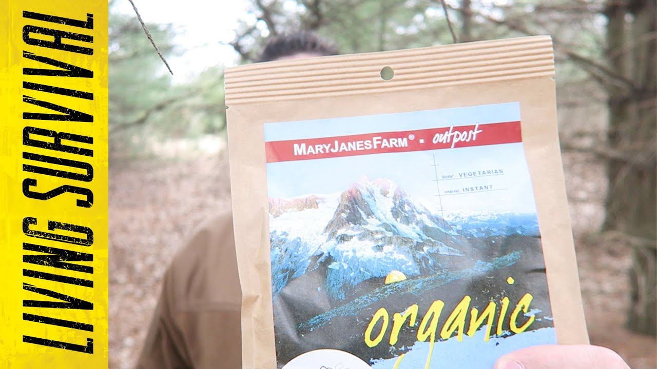 Mary Jane S Farm Organic Backpacking Food Youtube