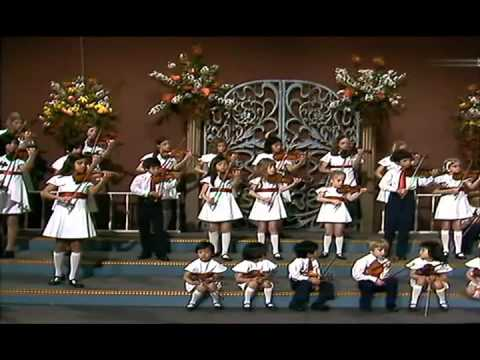 Suzuki Music School - Academy of Performing Arts in Chicago Vivaldi  Paganini 1976