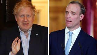 video: The inside story of Boris Johnson's coronavirus battle