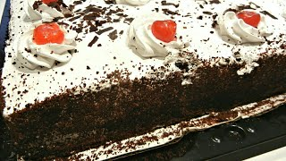 എളുപ്പത്തിൽ ഒരു അടിപൊളി ബ്ലാക്ക് ഫോറെസ്റ് /Half kg black  Forest cake in Malayalam /Black Fores cake