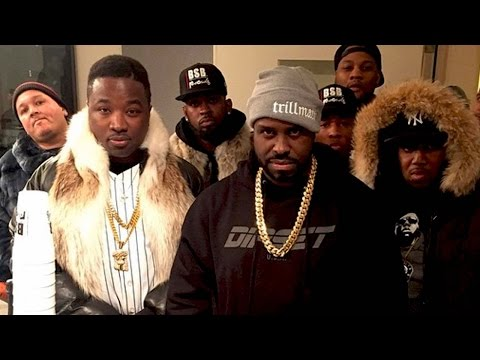 Troy Ave x BSB Records Freestyle on Funk Flex!