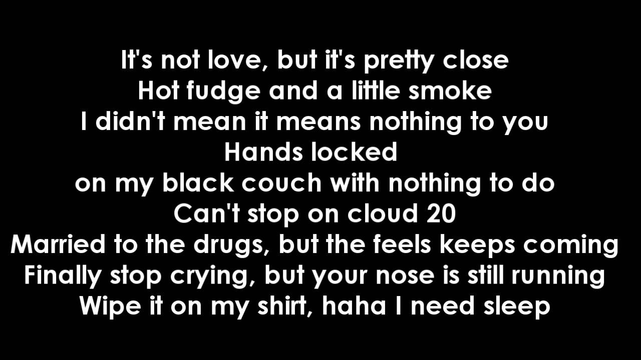 Bed Peace Jhene Aiko Lyrics