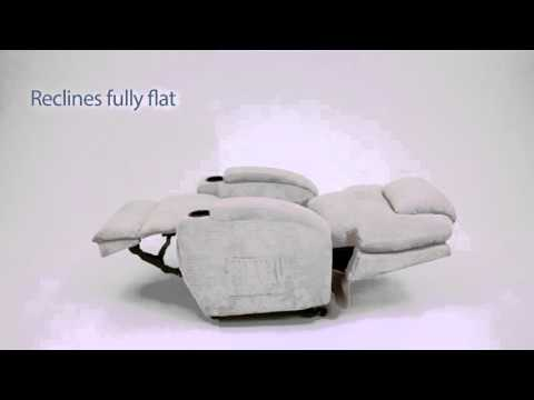 Burlington Rise and Recliner Chair - Fenetic Wellbeing