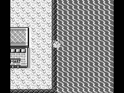 Pokemon Red/Blue Glitch - Catch Safari Zone Pokemon Outside Safari Zone Glitch