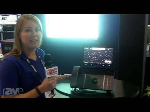 InfoComm 2013: InFocus Talks About its Video Phone