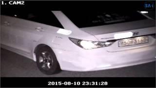 번호판 카메라 테스트영상