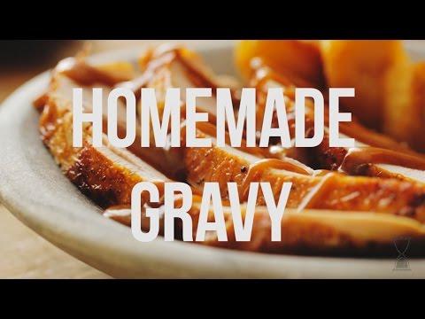 Perfect Homemade Pan Gravy