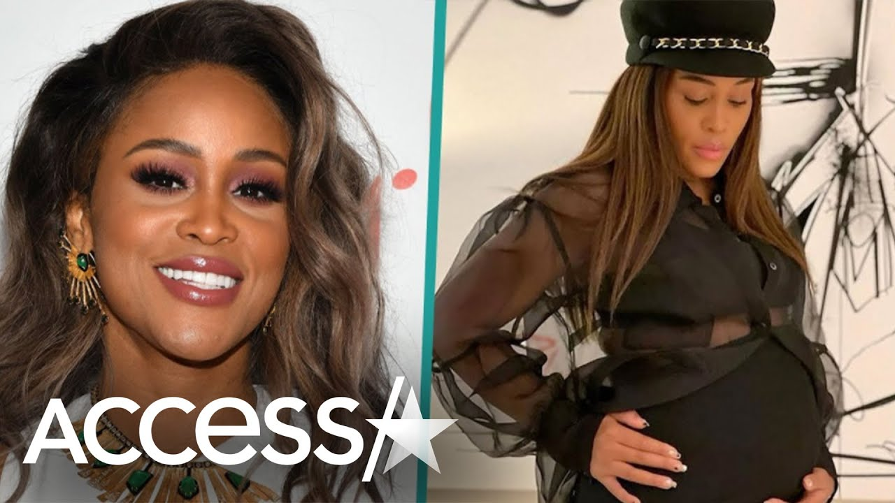 Eve reveals pregnancy on Instagram: 'We finally get to tell everyone ...