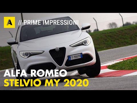 Alfa Romeo STELVIO 2020 | Restyling? No, Update Di Interni E Tecnologia