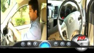 New Toyota Fortuner - Test Drive - ZigWheels