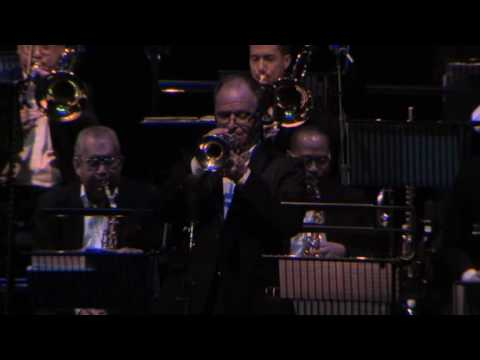 Jeremy Monteiro Big Band - O Holy Night - featured soloist Steve Cannon (Flugel Horn/Trumpet)