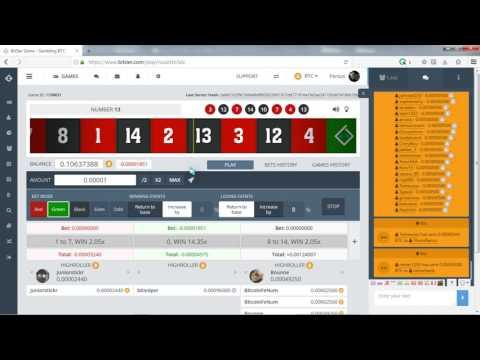 Roulette Bitsler Safe Method Gambling Strategy Cash Back Bonus