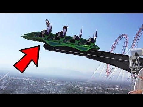 Top 10 DEADLIEST Roller Coasters In The World