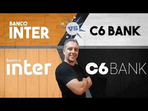 💳BANCO INTER X BANCO C6 BANK: Quem Ganha? DUELO DAS CONTAS DIGITAIS. Série Do Nosso Canal🔝⭕
