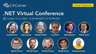 .Net Virtual Conference Day - 2