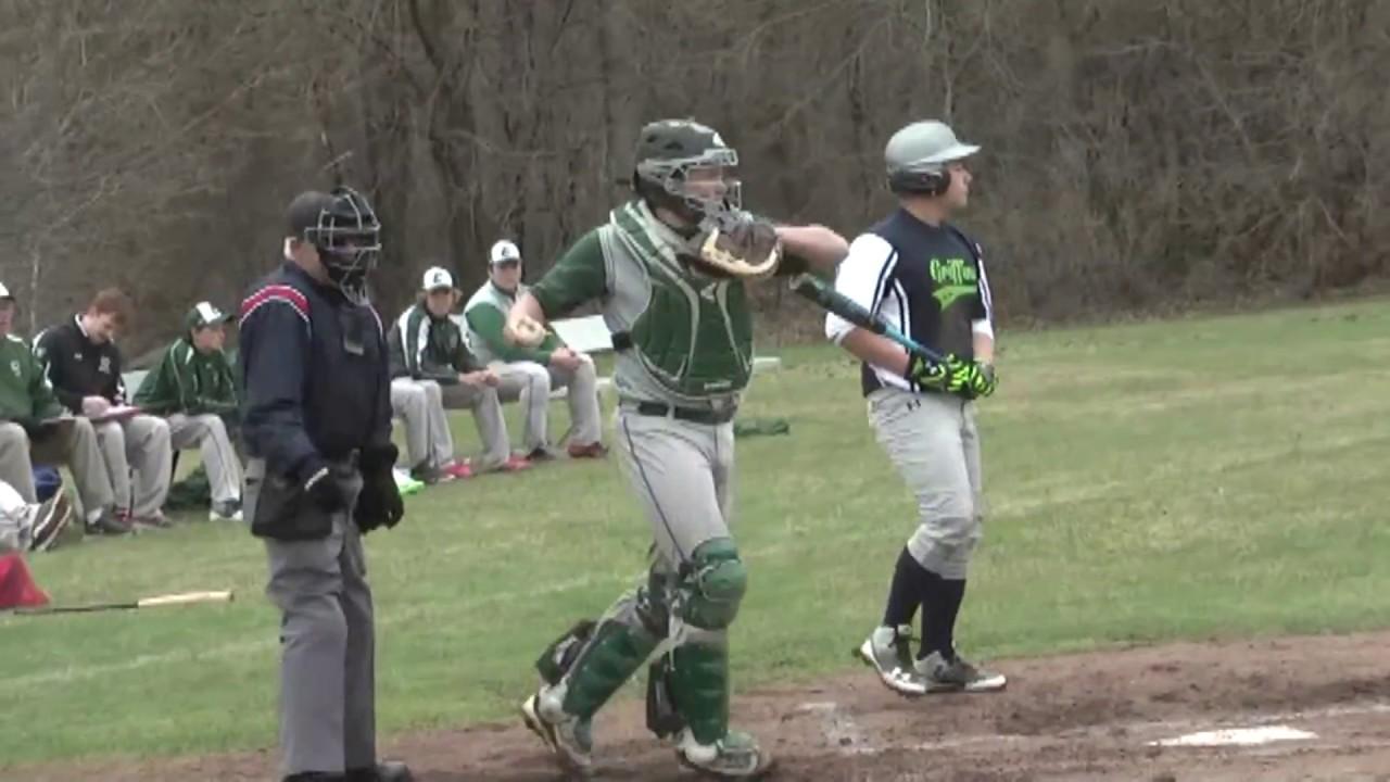 Chazy - ELCS-Westport Baseball  4-17-17