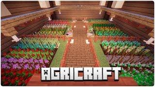 Русский гайд по моду AgriCraft l Minecraft 1.7.10
