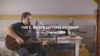 Focusrite // Clarett 2Pre USB with Tom C. Walker