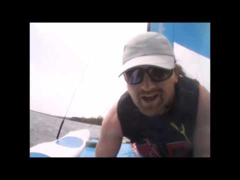 Pittock lake sailing May 28 2016