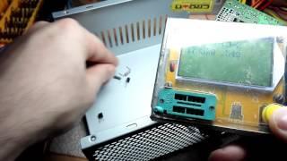 Ремонт. Комп БЖ. Не працює вартівня(на транзисторах). Crown CM-PS450SMART.