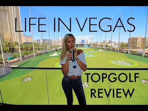 MGM'S TAKING OVER!!!! TOP GOLF !! LAS VEGAS STRIP!