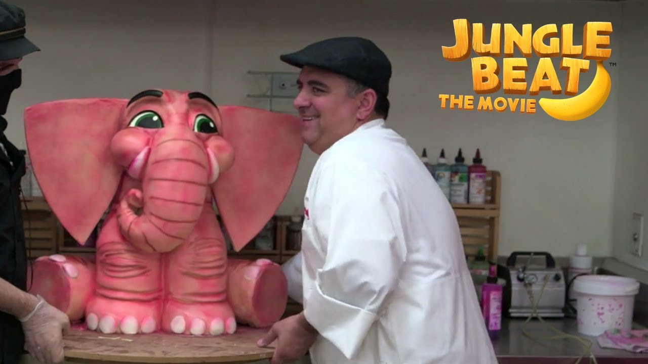 Download Buddy Valastro and Jungle Beat - The Process (Episode 2)