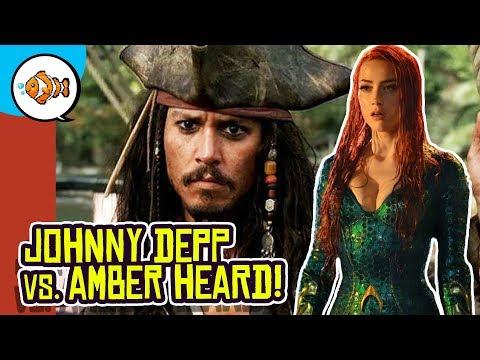 Johnny Depp vs. Amber Heard: NEW EVIDENCE?!