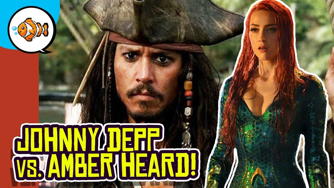 The internet's now pro-Johnny Depp, anti-Amber Heard after new evidence surfaces