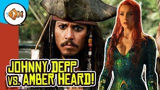 Johnny Depp vs. Amber Heard: NEW EVIDENCE?!