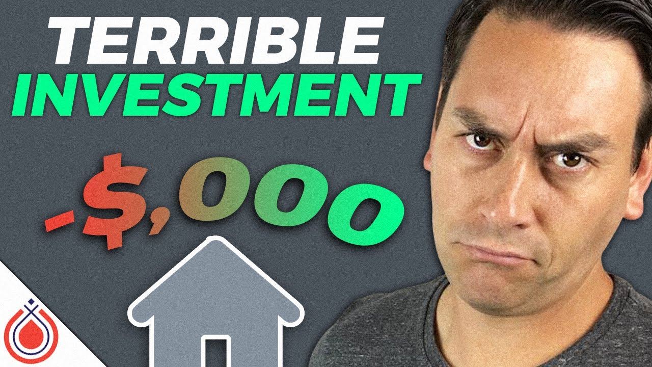 I hear you, but your home is still a lousy investment