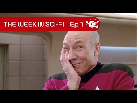 The Week in Sci-Fi (Ep 1: Sun 19 Aug)
