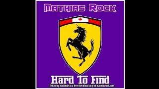 Mathias Rock - Hard to find