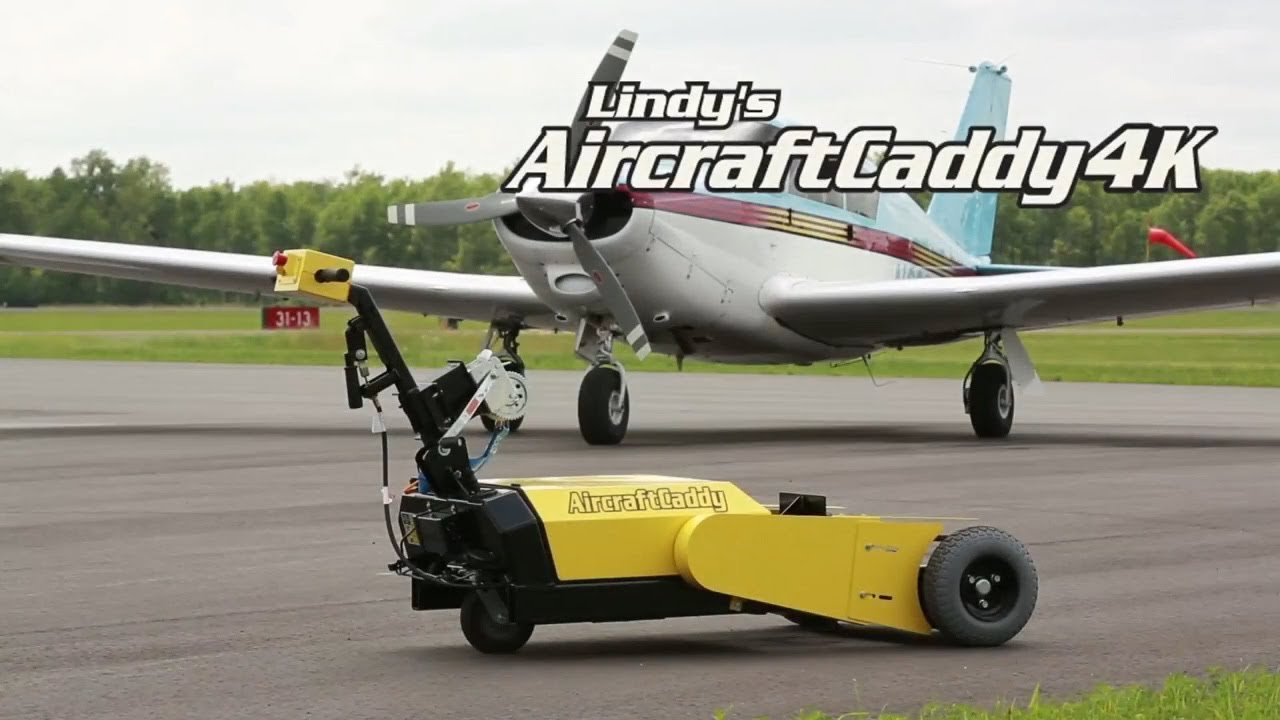 AircraftCaddy 4K/8K – Aircraft Tow | DJ Products Inc