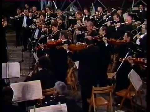 Zubin Mehta & Israel Philharmonic Orchestra - Hatikva (live in Israel, 1988)