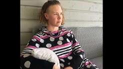 Ylen radiohaastattelu Hirsitalon emäntä - bloggaajasta