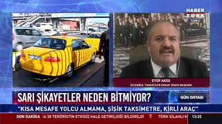 Sarı şikayetler neden bitmiyor ? - İTEO Başkanı Eyüp Aksu - TBF Başkanı Avukat Mehmet Bülent Deniz