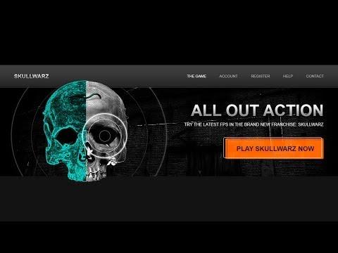 Design a Game Website Mockup in Photoshop CC (Part 1)