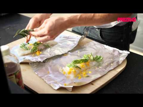 Steamed fish youtube for Steam fish in oven