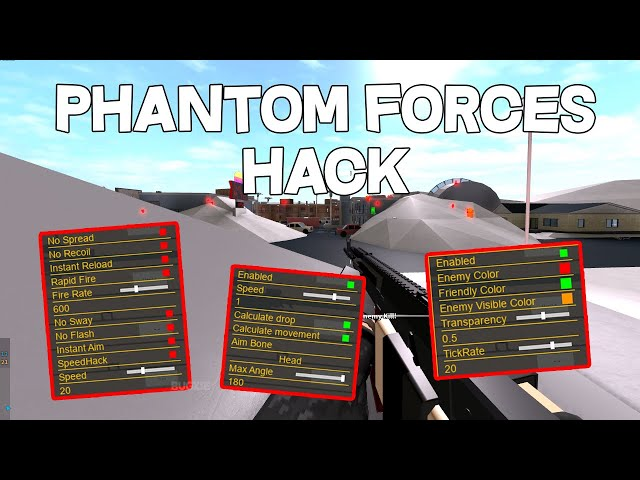 Aimbot Roblox Phantom Forces