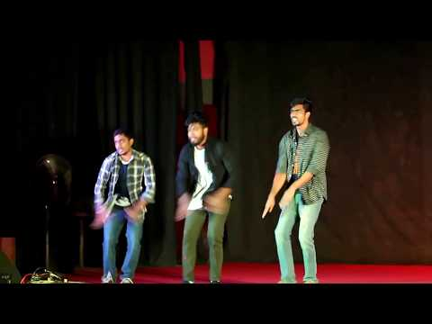 Cultural night performance,THM-7th,university of dhaka