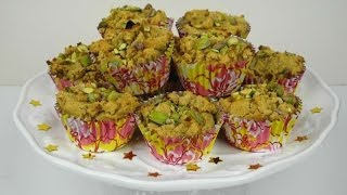 Diabetic Friendly Ginger Mango Muffins.